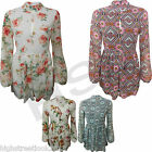 New Womens Celebrity LINED Floral Playsuit Ladies CHIFFON SLEEVES Size8 10 12 14