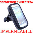 Supporto Bici Moto Bicicletta Impermeabile waterproof x SAMSUNG Galaxy S4 Active
