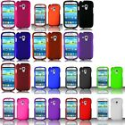 New Ultra Slim Snap-On Hard Protective Cover Case For Samsung Galaxy S3 Mini