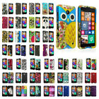 Hard Case Protective Snap-On Plastic Cover Skin For Nokia Lumia 635