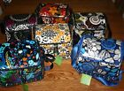NWT Vera Bradley STAY COOLER Insulated Lunch bag sack date bunch break tote food