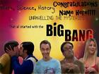 Big Bang Theory edible icing cake toppers. Select + personalise your image!