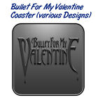 Bullet For My Valentine Coaster (Single or Set of 4) - Various Designs