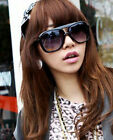 New Women's Retro Vintage Shades Fashion Oversized Designer Sunglasses