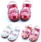 Summer Newest Cute Baby Toddlers Girls Princess Kids Children Sandals Sz UK4-8