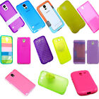 Various Pattern TPU Soft Case Silicone Gel Back Cover Skin For Samsung