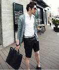 New Fashion Casaul Mens Tote Case Briefcase Shoulder Handbag Soft PU+Leather Bag