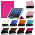 ER99 Magnetic Ultra Slim Synthetic Leather Stand Case Smart Cover For iPad 2 3 4