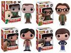 THE BIG BANG THEORY -  POP FIGURE 10 DESIGNS TO CHOOSE FROM - FUNKO SHELDON, AMY