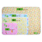 Baby Breathable Waterproof Cotton Foldable Pads Nappy Diaper Changing Cover Mat
