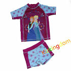 BNWT Disney Frozen Elsa and Anna Swimwear Swimmer Bathers Size 2,3,4,5,6,8