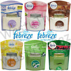 FEBREZE SET & REFRESH AIR FRESHENER ROOM BATHROOM TOILET CHOOSE REFILL FRAGRANCE