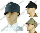Star wars Imperial Officer Costume Cap Hat Black Grey Olive in 3 Colors