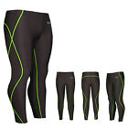 mens womens running outdoor skin sports  compression  baselayer leggings pants