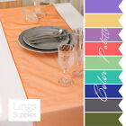 "14""x108"" COLORS Organza Table Runner Wedding Decoration"