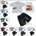 Batman Cars Despicable ME 2 George Spiderman TMNT Turtles Thomas Outfits SZ 2-8