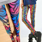 1Pcs Stretchy Color Leopard Lady Sexy Slim Tights Pantyhose Stockings Leggings
