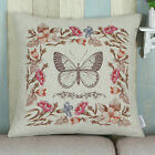 Euphoria Butterfly cushions Vintage Cushion Covers Home Decor Bed Pillow shells
