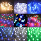 LED String Fairy Light Net Light Ball Shape Christmas Party Indoor/Outdoor Cool