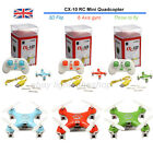 Mini Cheerson CX-10 CX10 LED RC Drone Quadcopter UFO 2.4G 4CH 6 Axis RTF MODE 2