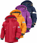 Didriksons Nallo Kids Jacket 1-10yrs Waterproof Insulated Children's Coat