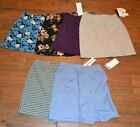 Great Juniors Skirts New With Tags Your Choice All Classic Waist 15-17 Inch Long