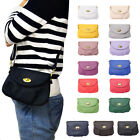 Women PU Leather Satchel Shoulder Bag Cross Body Messenger Tote Mini Handbag New