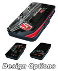 Honda Mugen Inspired Printed Faux Leather Flip Phone Cover Case