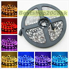 5M 5050 RGB SMD no-Waterpr​oof Flexible 300 LED Strip Christmas party Light 12V