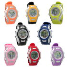 1PC Mingrui Womens Light Multifunction Sports Watch Digital Waterproof M2828 Hot