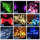 5m 50 LED Fairy Light String Lamp Battery Powered for Xmas Halloween Party Decor