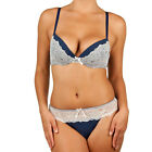 Bassoni Frenchie Bikini Brief - Blue 9286B