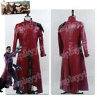 Guardians of the Galaxy Peter Jason Quill Cosplay Star-Lord Costume Trench Coat