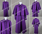 Batman Cosplay The Dark Knight The Joker Costume Trench Coat With Cape Well Made