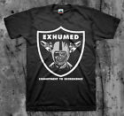 EXHUMED 'Commitment'  T shirt (Carcass Goregrind Impaled)
