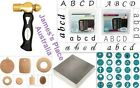 Stamping / Punch Starting Kit - Everything you need to Stamp straight away !!