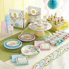 Baby Shower Christening Happi Tree Boys Girls Ultimate Party Kit for 8 to 40