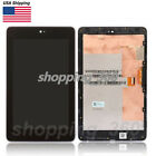 For Asus Google Nexus 7 1st ME370T WIFI 2012 LCD Screen Digitizer Touch+Frame US