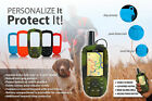 GVDS Protective Cover Heavy Duty Flexible Silicone Case for Garmin Astro 320 430