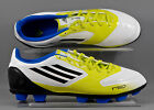 Adidas (V21412) F5 TRX HG adults football boots - White/Green