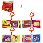 New Intelligence development Cloth Cognize Book Educational Toy for Kid Baby