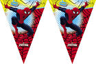 Spiderman Superhero Party, Spiderman Party Banner 2m long