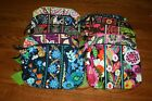 NWT Vera Bradley MEDIUM COSMETIC case travel bag makeup purse pouch RARE HTF!