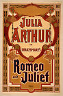 Photo Printed Poster Stage Drama Theatre Show Julia Arthur Romeo Juliet Shakespe