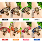 Fashion Butterfly Bracelet Watch Quartz Movement Wrist Watch/Women