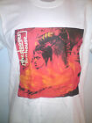 FUNHOUSE - IGGY POP  & THE STOOGES MUSIC WHITE  T SHIRT