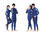 New Men's Women's Full Scuba & Snorkeling Suit Wet Suit Scuba Rash Guards