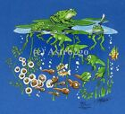 FROG LIFECYCLE--Tadpole Metamorphosis Pond Science Nature Ki