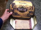 """Lionel TRANS-CON COLLECTOR'S TIN & 18""""x 30"""" HISTORICAL ROUTE MAP Near Mint"""
