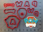 Paw Cartoon 100 Cookie Cutter Set